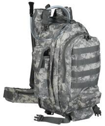New Voodoo Tactical Low Profile Ruck, Backpack, Pack 15-9046007000