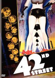 42nd street (dvd/amaray/new pkg)