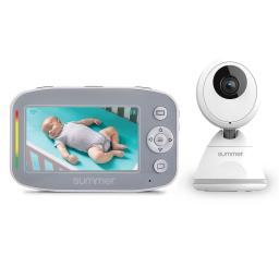 Summer baby pixel cadet 4.3 color video monitor
