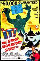 It! The Terror From Beyond Space Ray 'Crash' Corrigan 1958. Movie Poster Masterprint EVCMCDITTHEC002H