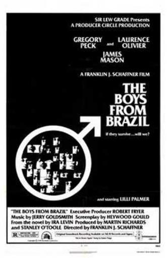 The Boys from Brazil Movie Poster (11 x 17) 9WD1XCJ5GUHT7GQZ