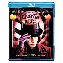 Charlie & the chocolate factory (blu-ray) BR202878