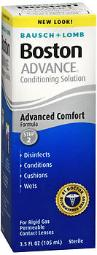 Bausch + Lomb Boston Advance Conditioning Solution - 3.5 Oz, Pack Of 4