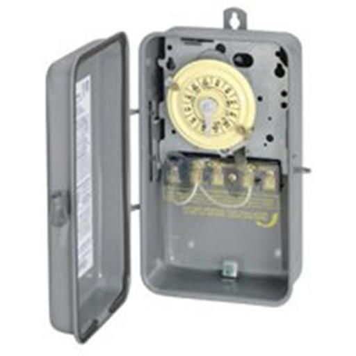 T104R Mechanical Time Switch With Case 40A 277V