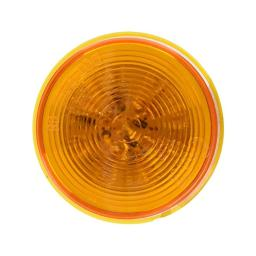 Grote indutries g1033 grote g1033 - clearance marker lamp, 2.5, yellow, hi count led(13 diode)