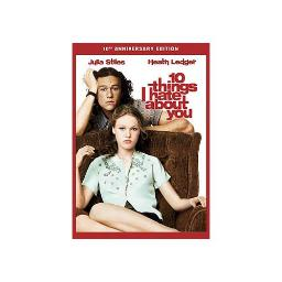 10 THINGS I HATE ABOUT YOU (DVD/RE-PKG) 786936808964