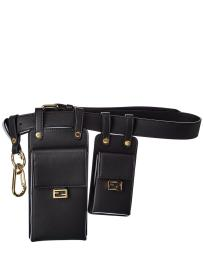 FENDI Leather Belt Bag