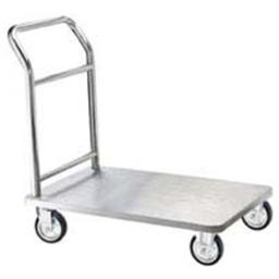 AARCO Products SB-1C Bellman in.s Hand Truck Chrome