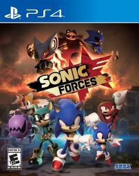 Sega sf-63218-7 sonic forces standard ed ps4