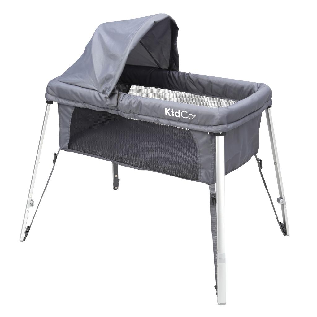 Kidco tr1011 gray kidco dreampod travel bassinet gray 23 x 41.5 x 38