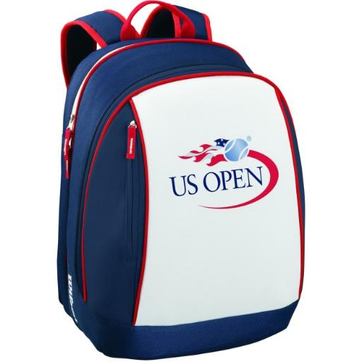 Wilson racquet sports wrz615796 us open back pack