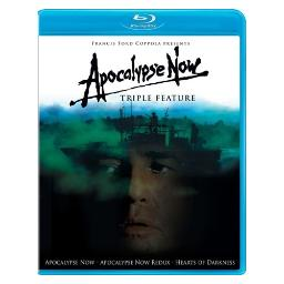 Apocalypse now (blu ray w/dig hd) (triple feat/ws/eng/eng sub/sp/5.1dts) BR49979