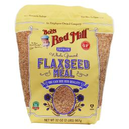 Bob's Red Mill - Premium Whole Ground Flaxseed Meal - 32 oz.