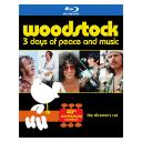 Woodstock-3 days of peace & music-40th anniv (blu-ray/2 disc/uce)