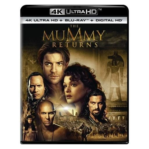 Mummy returns (blu-ray/4kuhd/ultraviolet/digital hd) 7OGTIJ1DTGYMTS6H