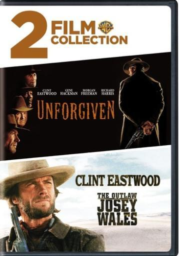 Unforgiven/outlaw josey wales (dvd/2 film collection) IRCVNF23UCLWK5JT