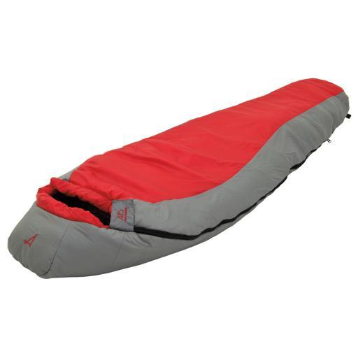 Alps Mountaineering 4501424 Alps Mountaineering 4501424 Red Creek +30?0 Regular Scarlet/Grey