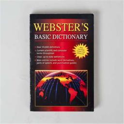 Regent Products 56227 Dictionary Websters Basic - Pack of 60
