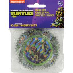 Standard Baking Cups-Teenage Mutant Ninja Turtles 50/Pkg W4157745