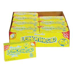 Ferrara Candy 9274002 0.8 oz Lemon Candy Case - Pack of 24