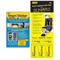 Conceptual Ventures Dummies47 For Dummies Tags And Smart I-stickers