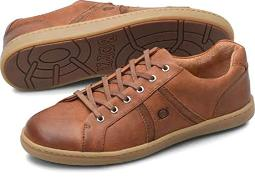 Born Mens Asmund Tan/Rust Comb Sneaker