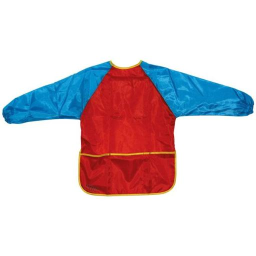 Sargent Art SAR225107BN Childrens Art Smock - Medium - Pack of 6 5J8GPYLM2ZQGXRJL
