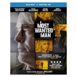 Most wanted man (blu ray w/digital hd) (ws/eng/eng sdh/5.1 dts-hd) BR46149