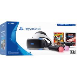 Sony PlayStation VR Borderlands 2 VR and Beat Saber Bundle PS4