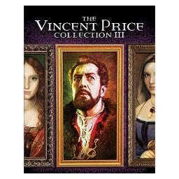 Vincent price collection v03 (blu-ray/4 disc/ws) BRSF16460