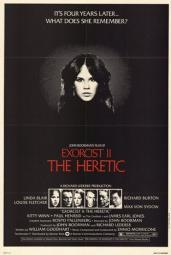 Exorcist 2 Heretic Movie Poster (11 x 17) MOV209538