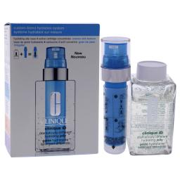 Id Dramatically Different Hydrating Jelly + Active Cartridge Concentrate - Pores And Uneven Skin Texture By Clinique For Women - 4.2 Oz Moisturizer