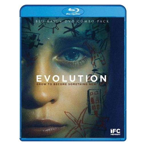 Evolution (blu ray/dvd combo) (2discs/ws/1.85:1)