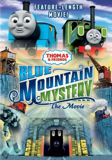 Thomas & friends-blue mountain mystery the movie (dvd) (ws/eng) 1293905
