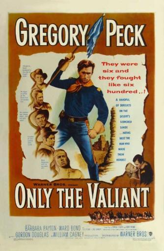 Only the Valiant Movie Poster (11 x 17) OU3KL9NABDLGLRG1