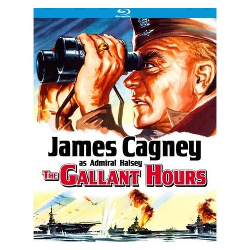 Gallant hours (blu-ray/1960/b & w/ws 1.85) 1509901