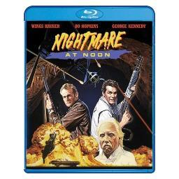 Nightmare at noon (blu ray) (ws) BRSF17936