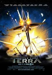 Battle for Terra Movie Poster (11 x 17) MOVAJ6102