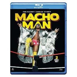 Wwe-randy savage story (blu-ray/2 disc/ws/eng) BR95366