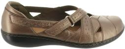Clarks Bendables Ashland Spin Leather Slip-on Shoes NEW A229594