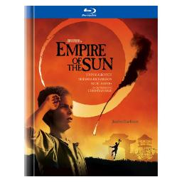 Empire of the sun (blu-ray/book) BR253537