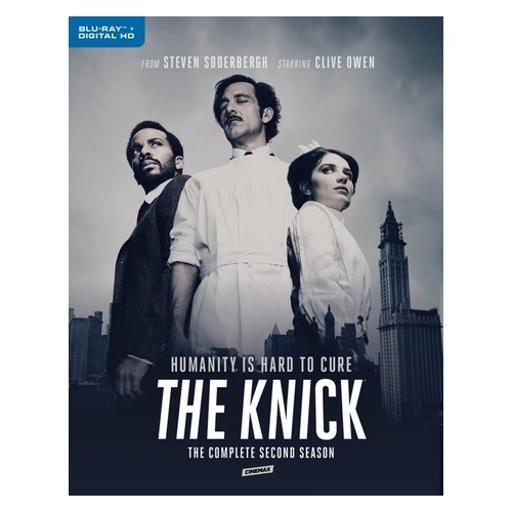 Knick-complete 2nd season (blu-ray/digital copy/4 disc) 7F3KPNXZZQ40LFYX