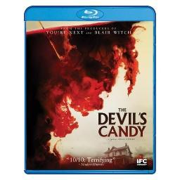 Devils candy (blu ray) (ws/1.78:1) BRSF17838