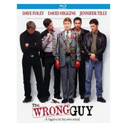 Wrong guy (blu-ray/1997/ws 1.85) BRK21663