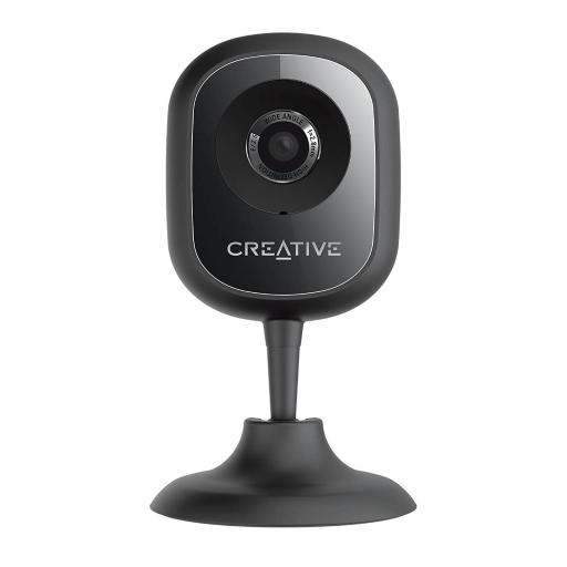 Creative Live! Cam IP SmartHD 720p WiFi Camera Baby Monitor w/ Magnetic Base
