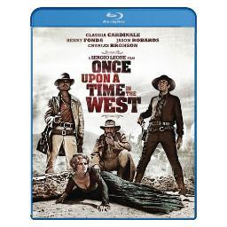 Once upon a time in the west (blu ray) (ws/2017 re-release) BR59191139