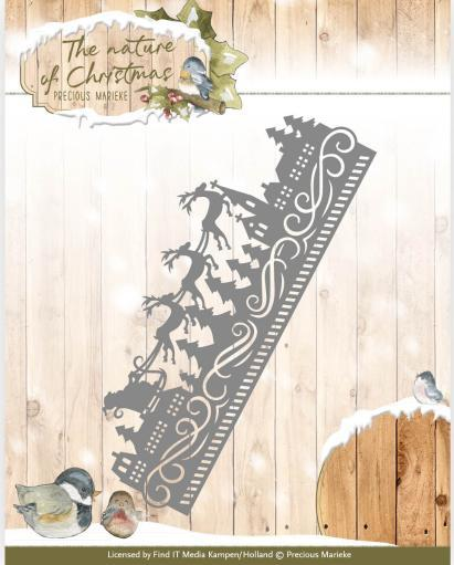 Find It Trading Precious Marieke The Nature Of Christmas Die Christmas Border