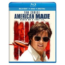 American made (blu ray/dvd w/digital) BR61172624