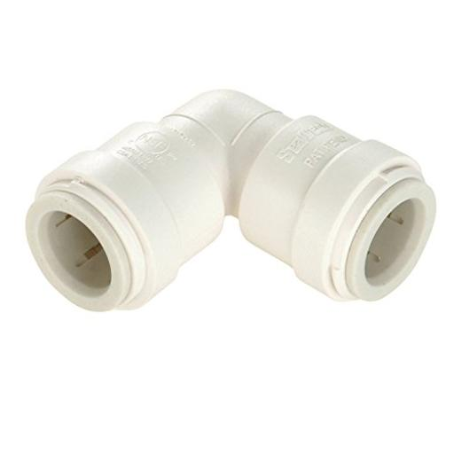 Fresh Water Coupler Fitting 35 Series 3/8 Inch Female Quick Connect Copper Tube End X 3/8 Inch Female Quick Connect Co