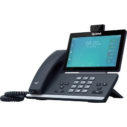 Yealink sip-t58a w/ camera hd android video phone with